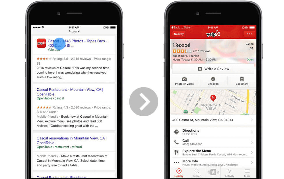 App-Indexing-Yelp