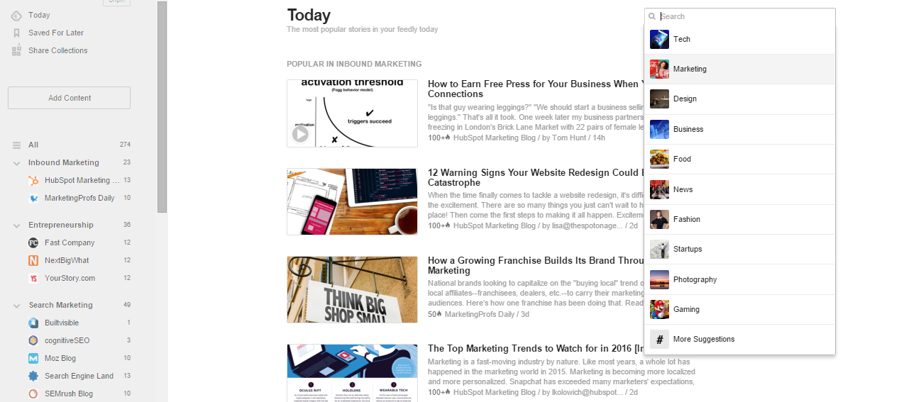 feedly-blog-search